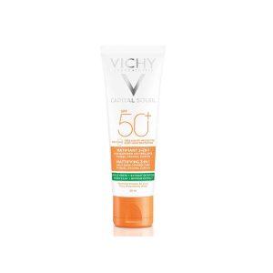 Vichy Capital Solei Matificante 3-1 piel grasa